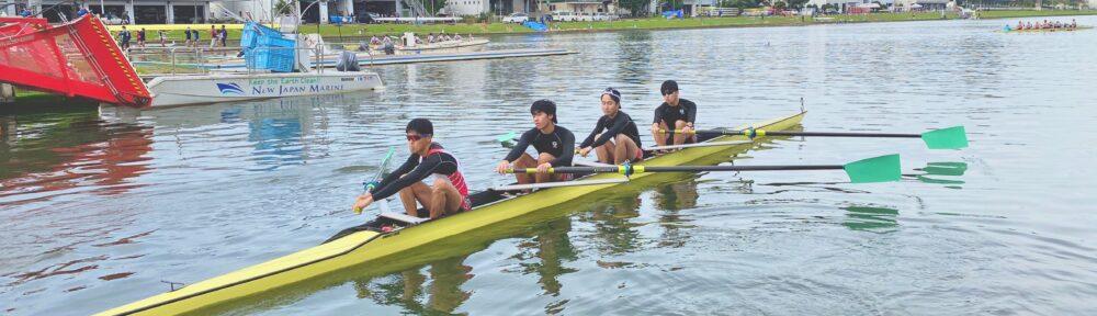 九州大学・福岡女子大学漕艇部